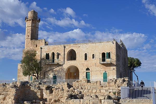 Могила Пророка Самуила, Неби Самвилла, Иерусалим