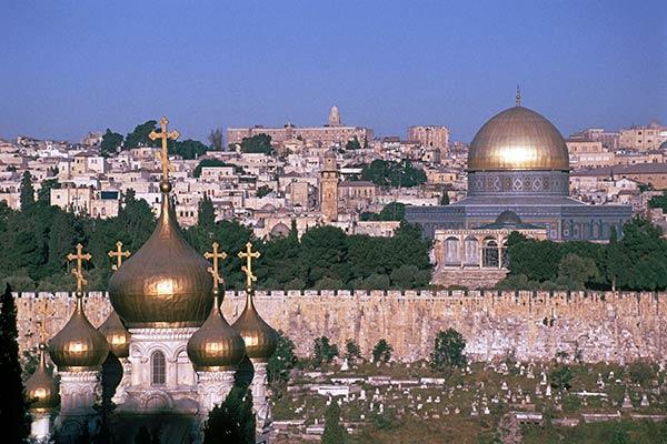 Panorama de Jerusalém