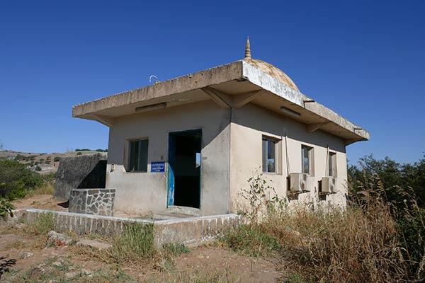 Tumba del Profeta Job (Nabi Ayoub), Salalah, Omán