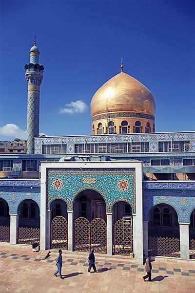 Mausoleo de Lady Zaynab, hija de Imam Ali