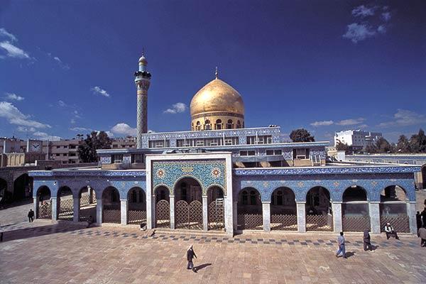 Mausoleo de Lady Zaynab, Damasco