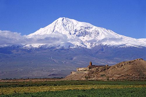 Noahs ark mount ararat